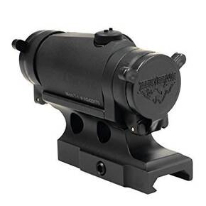 GG&G Aimpoint T-1 and H-1 Bolt On Mount with Lens Covers Fits Aimpoint Micro H-1 & T-1 Tactical Scopes
