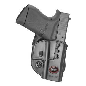 Fobus Evolution Paddle Holster for Glock 43