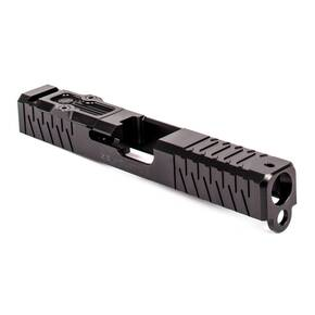 ZEV Technologies 3rd Gen Z19 Stainless Steel Slide - RMR - Black DLC Coating
