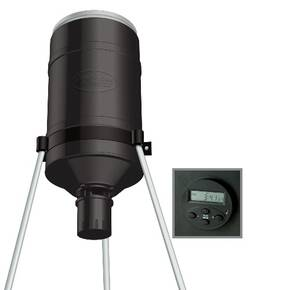 American Hunter 225 lb. Tripod Feeder with Digital Timer