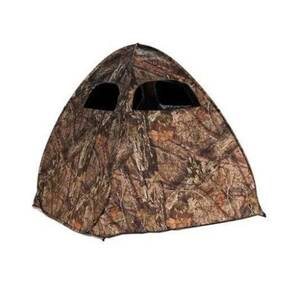 "HME 1-Person Spring Steel 50 Pop-Up Ground Blind 45x34x54"" - JM Camo"
