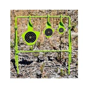 SME 3-Shot Auto Reset Spinning Target System for .22 Pistol and Rifle Shooters