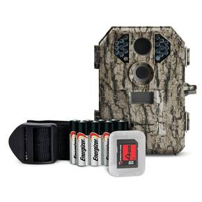 StealthCam PX18CMO Trail Camera Kit with Batteries & SD Card - Camo 7MP