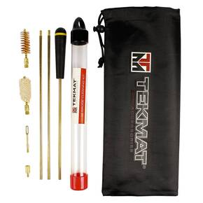 TekMat 12-Gauge Shotgun Cleaning Kit