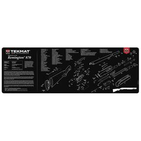 TekMat 12x36 Gun Cleaning Mat - Remington 870