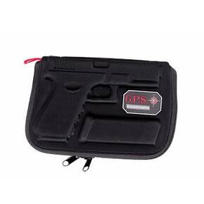 G-Outdoors Compression Molded Pistol Case for Select Glock Sig 1911 Standard Beretta S&W