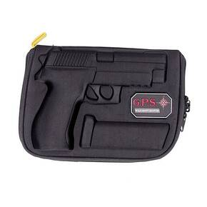 G-Outdoors Compression Molded Pistol Case for Sig Sauer Pistols - Black