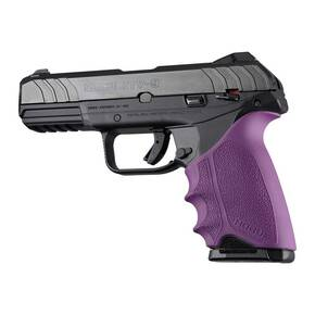 Houge HandAll Beavertail Grip Sleeve Ruger Security 9 Purple