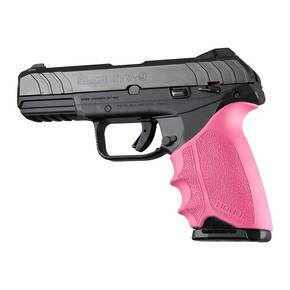 Houge HandAll Beavertail Grip Sleeve Ruger Security 9 Pink