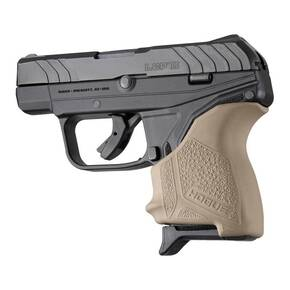 Hogue HandAll Beavertail Grip Sleeve Ruger LCP II-Flat Dark Earth