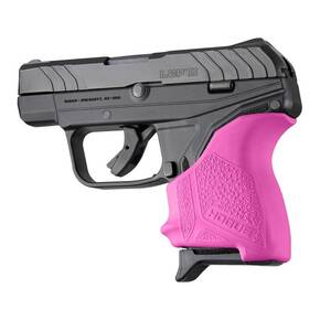 Hogue HandAll Beavertail Grip Sleeve Ruger LCP II-Pink