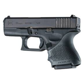 HandAll Beavertail Grip Sleeve Glock 26/27 Black
