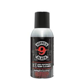 Hoppe's Black High-Performance Gun Cleaner-4oz with Straw