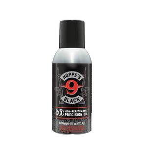 Hoppe's Black Precision Oil Aerosol-4oz with straw