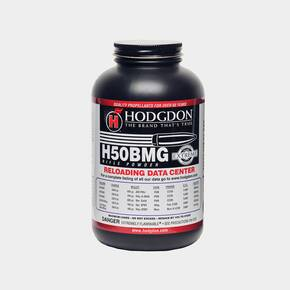 Hodgdon H50BMG Rifle Powder - 1lb