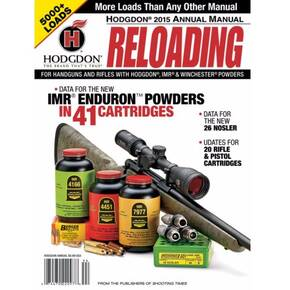 Hodgdon Powder 2015 Annual Manual