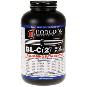 Hodgdon BLC-2 Spherical Rifle Powder 1 lbs