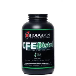 Hodgdon Powder CFE Pistol Powder-1 lbs