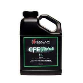 Hodgdon Powder CFE Pistol Powder-8lbs