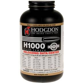 Hodgdon Extreme H1000 Rifle Powder 1 lbs