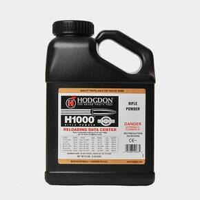 Hodgdon Extreme H1000 Rifle Powder 8 lbs