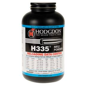 Hodgdon H335 Spherical Rifle Powder 8 lbs