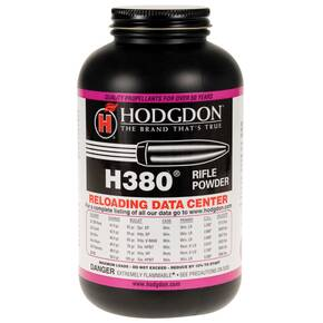 Hodgdon H380 Spherical Rifle Powder 8 lbs
