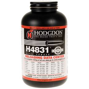 Hodgdon Extreme H4831 Rifle Powder 1 lbs