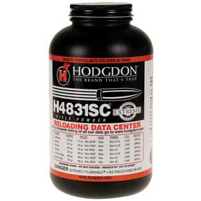 Hodgdon Extreme H4831 Short Cut Rifle Powder 8 lbs