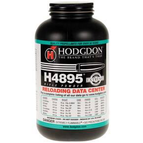 Hodgdon Extreme H4895 Rifle Powder 8 lbs