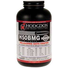 Hodgdon Extreme H50BMG Rifle Powder 1 lbs