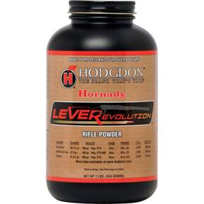 Hodgdon LEVERevolution Spherical Rifle Powder 1 lbs