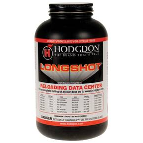 Hodgdon LONGSHOT Spherical Shotshell & Handgun Powder 1 lbs