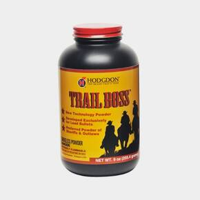 Hodgdon Powder Trail Boss Cowboy Action Handgun Powder 9 oz