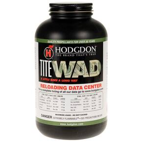 Hodgdon TITEWAD Shotshell & Handgun Powder 8 lbs
