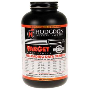 Hodgdon Extreme Varget Rifle Powder 8 lbs