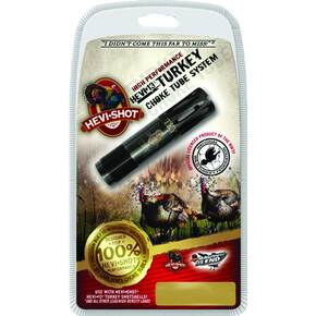 Hevi-Shot HEVI-CHOKE Turkey 12ga Extended Range Choke Tube for Invector Plus (SX2, SX3), Supreme threads