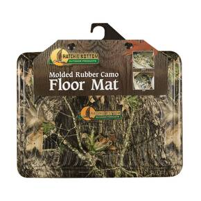 Hatchie Bottom Rear Floor Mats - New Mossy Oak Break-Up