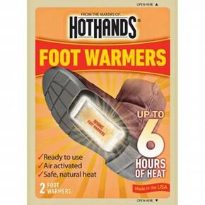 HeatMax HotHands Foot Warmers - 1 Pair