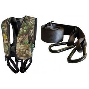 Hunter Safety System Treestalker Safety Harness