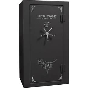Heritage Safes - 30 Gun Safe w/ Electronic Lock