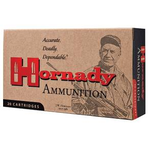 Hornady Custom Rifle Ammunition .300 AAC BLACKOUT 110 gr GMX 2285 fps 20/ct