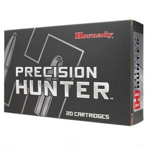 Hornady Precision Hunter Rifle Ammunition .25-06 Rem 110 gr ELD-X 3140 fps 20/ct