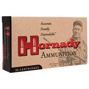 Hornady Custom Rifle Ammunition 6.5 Grendel 123 gr SST 2580 fps 20/ct