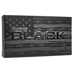 Hornady Black Rifle Ammunition .224 Valkyrie 75gr BTHP 3000 fps 20/ct