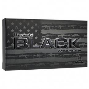 Hornady Black Rifle Ammunition 6mm ARC 105 gr BTHP 2750 fps 20/ct