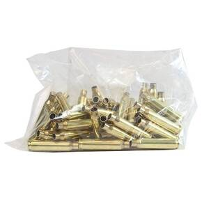 Hornady Unprimed Brass Rifle Cartridge Cases 7mm-08 Rem 50/Bag