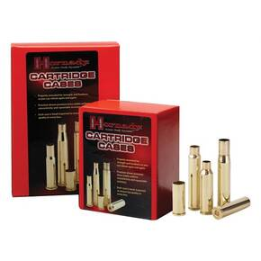 Hornady Unprimed Brass Handgun Cartridge Cases .380 Auto 200/ct
