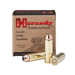 Hornady Custom Handgun Ammunition .41 Mag 210 gr XTP 1545 fps 20/ct