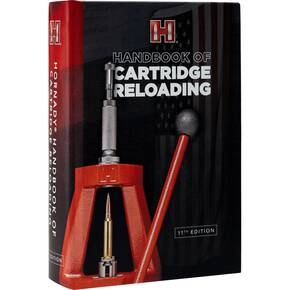 11th Edition Hornady Handbook of Cartridge Reloading